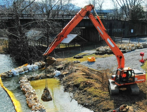 Bank & River Restoration Waynesboro, VA