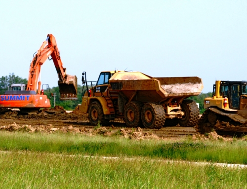 Refinery Sludge Pond & Tar Pit Stabilization Boynton, OK