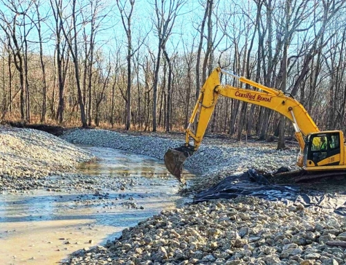 Waterway Pipeline Protection and Restoration